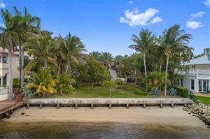 Photo of 0 S Ocean Boulevard, Highland Beach, FL 33487 (MLS # RX-10499798)