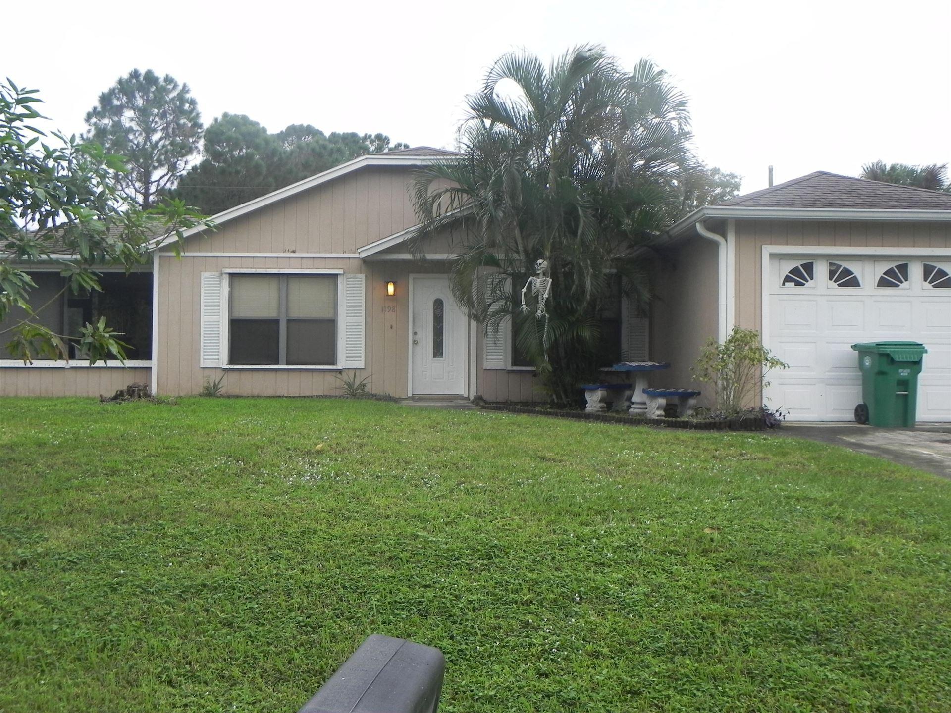 1198 SW Gail Avenue, Port Saint Lucie, FL 34953 - #: RX-10671798