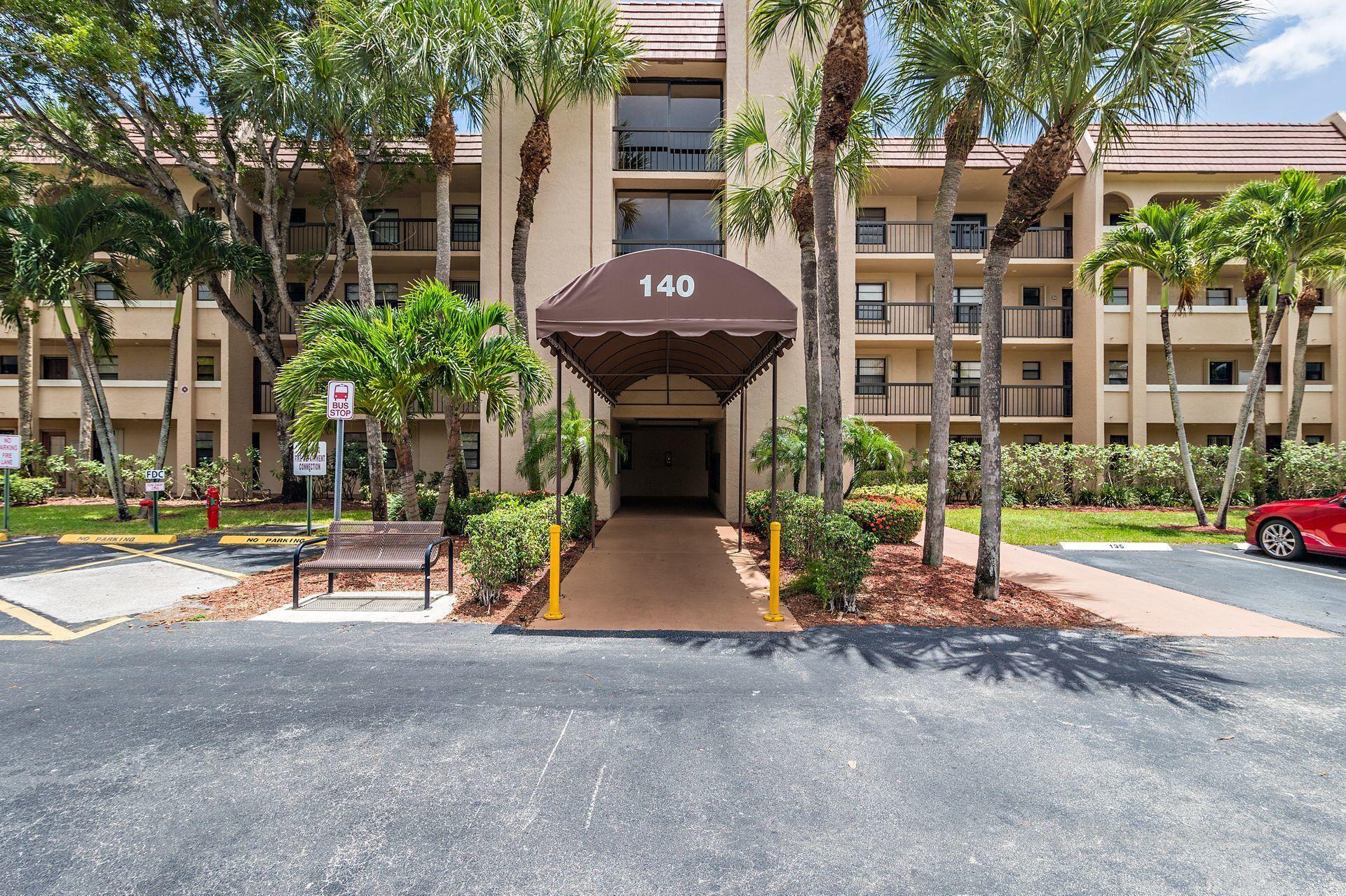 140 Lake Nancy Lane #312, West Palm Beach, FL 33411 - MLS#: RX-10715798