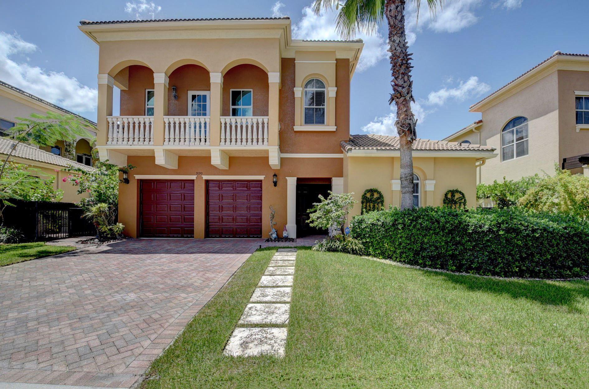 9190 Nugent Trail, West Palm Beach, FL 33411 - #: RX-10739798