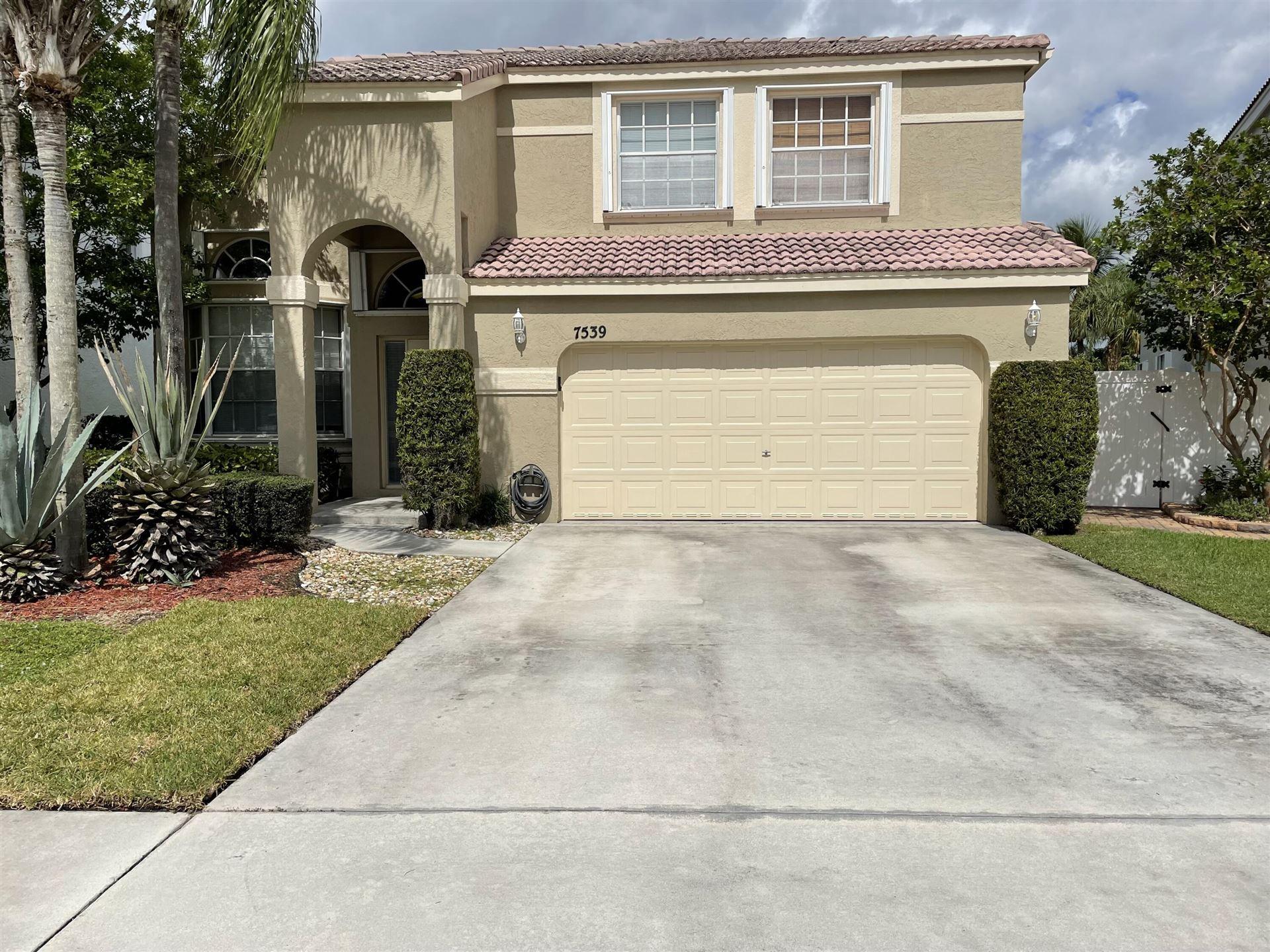 7539 Ridgefield Lane, Lake Worth, FL 33467 - #: RX-10753798