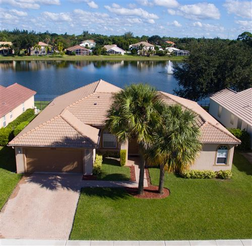 Photo of 3869 Cypress Lake Drive, Lake Worth, FL 33467 (MLS # RX-10587799)
