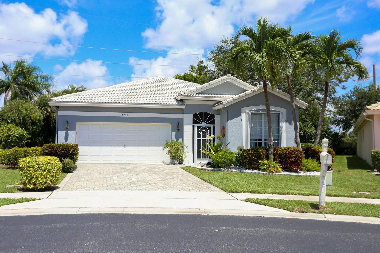 6453 Emerald Breeze Way, Boynton Beach, FL 33437 - #: RX-10630799