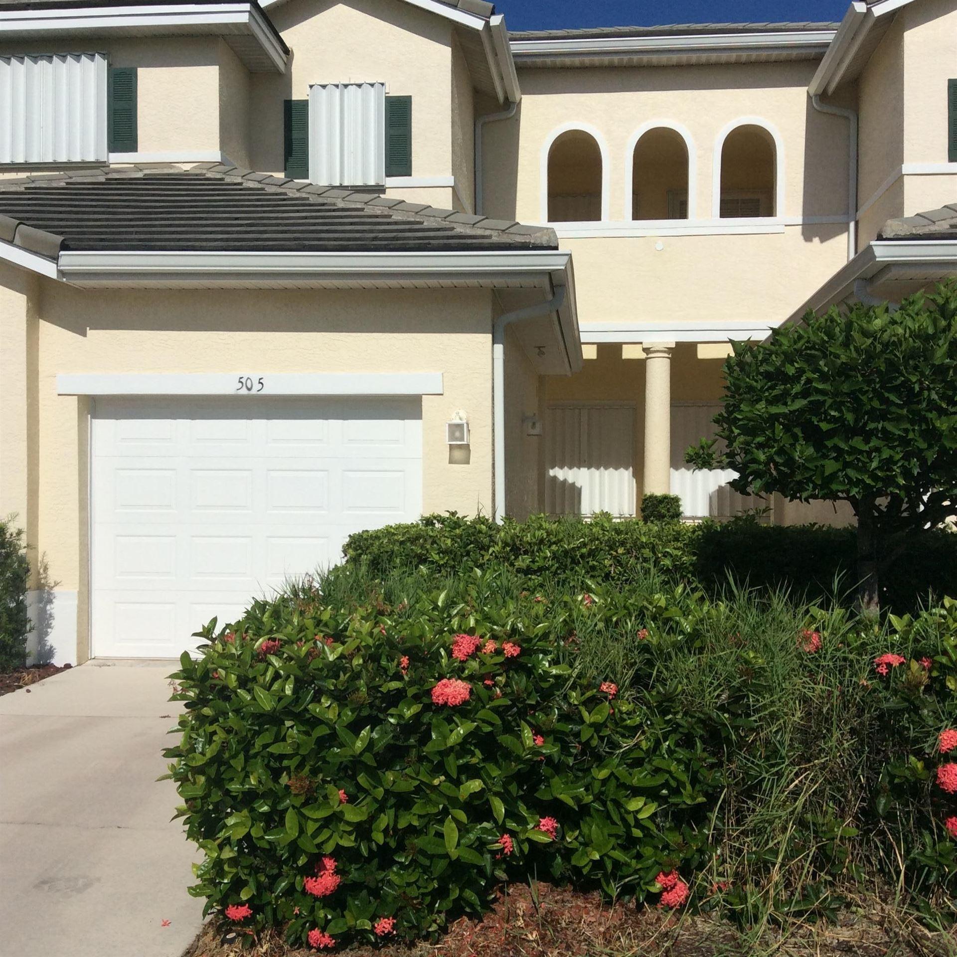 505 Southstar Drive #1101, Fort Pierce, FL 34949 - #: RX-10645799
