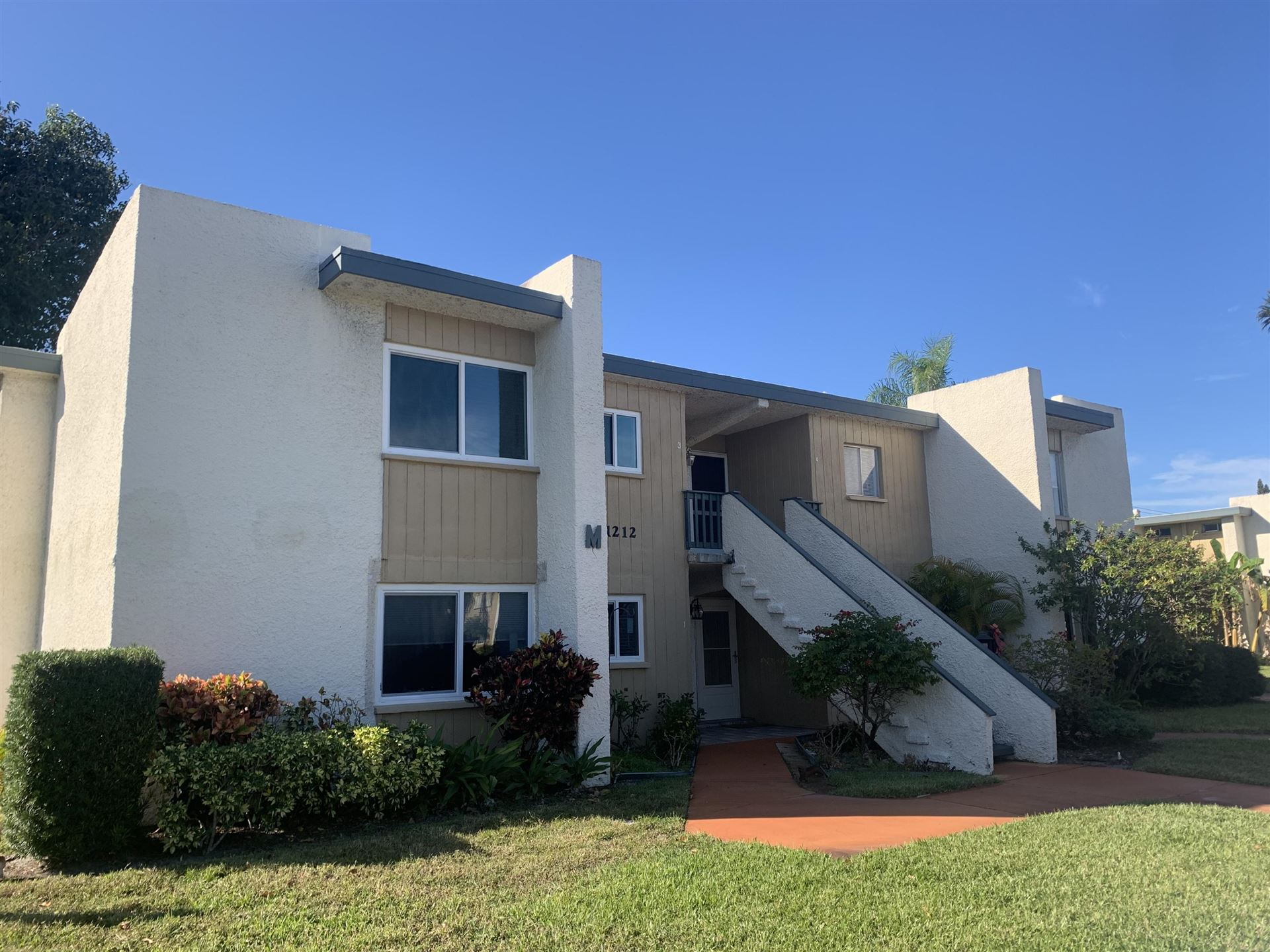 1212 NE 14th Court #M-1, Jensen Beach, FL 34957 - #: RX-10680799