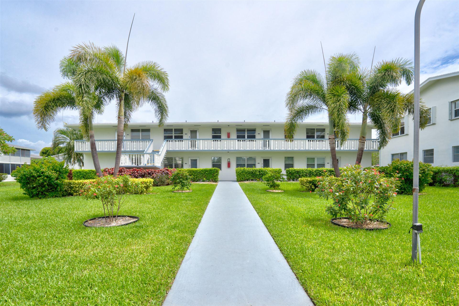 148 Windsor G, West Palm Beach, FL 33417 - MLS#: RX-10729799