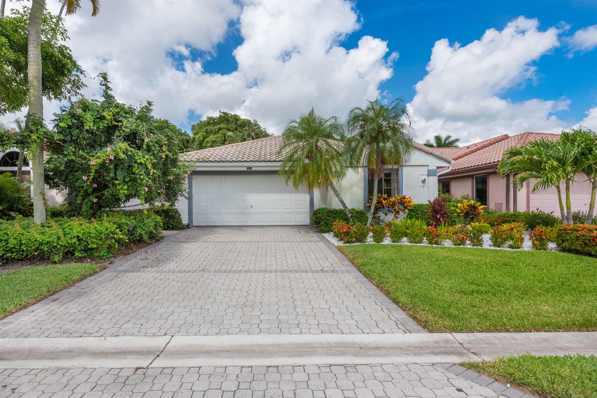 7658 Glendevon Lane, Delray Beach, FL 33446 - #: RX-10731799