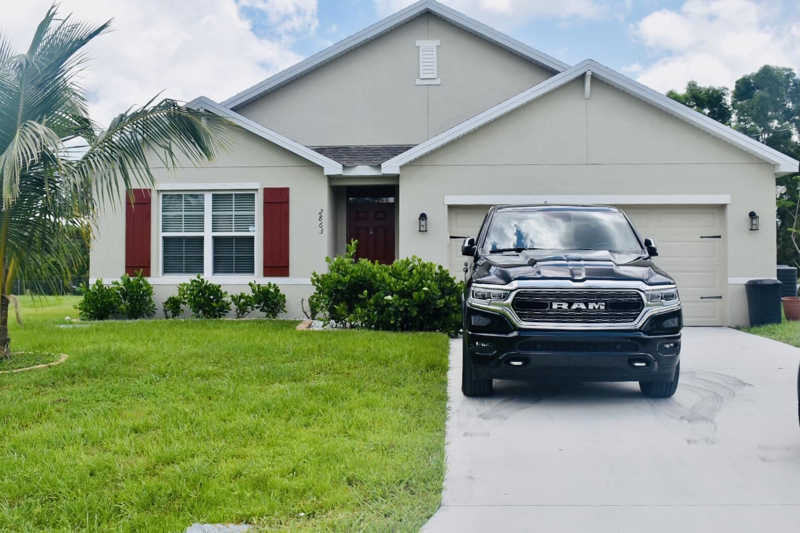 2863 SW Ann Arbor Road, Port Saint Lucie, FL 34953 - #: RX-10733799