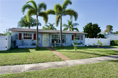 Photo of Listing MLS rx in 1543 Roy Drive West Palm Beach FL 33415