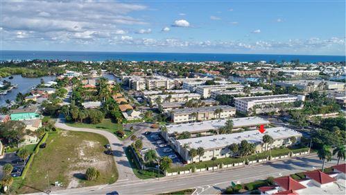 Photo of 600 Snug Harbor Drive #A14, Boynton Beach, FL 33435 (MLS # RX-10625800)