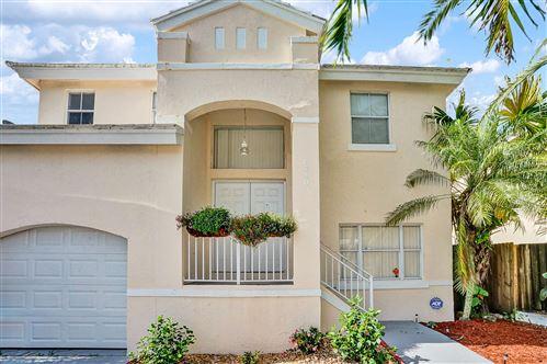 Photo of 6740 Fern Street, Margate, FL 33063 (MLS # RX-10635800)