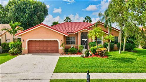 Photo of 12466 Baywind Court, Boca Raton, FL 33428 (MLS # RX-10663800)