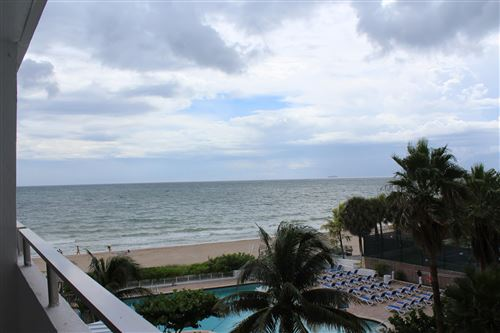 Photo of 4040 Galt Ocean Drive #318, Fort Lauderdale, FL 33308 (MLS # RX-10752800)