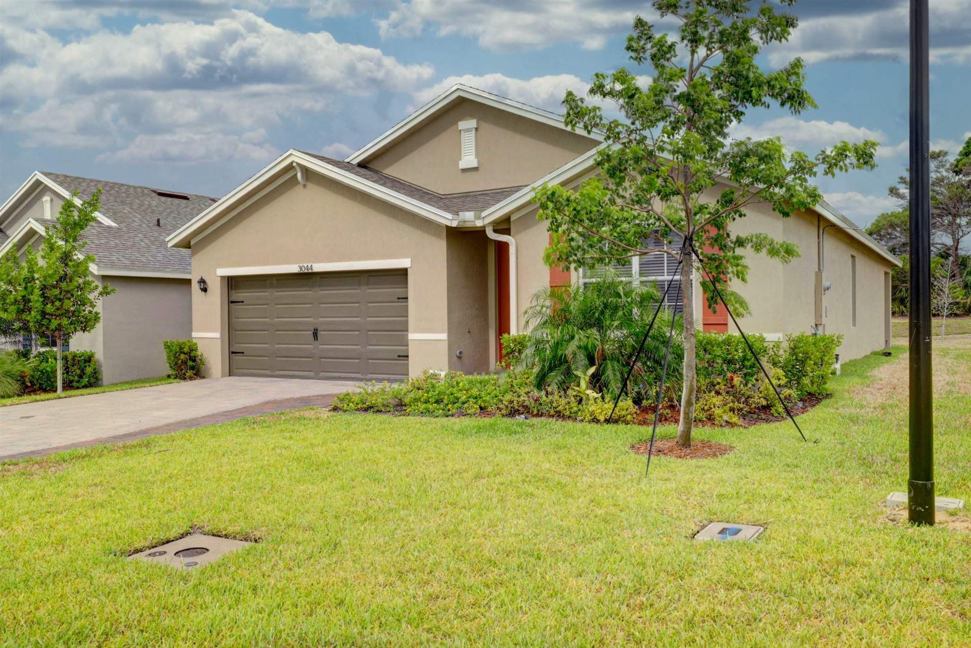 3044 NE Skyview Lane, Jensen Beach, FL 34957 - #: RX-10641800