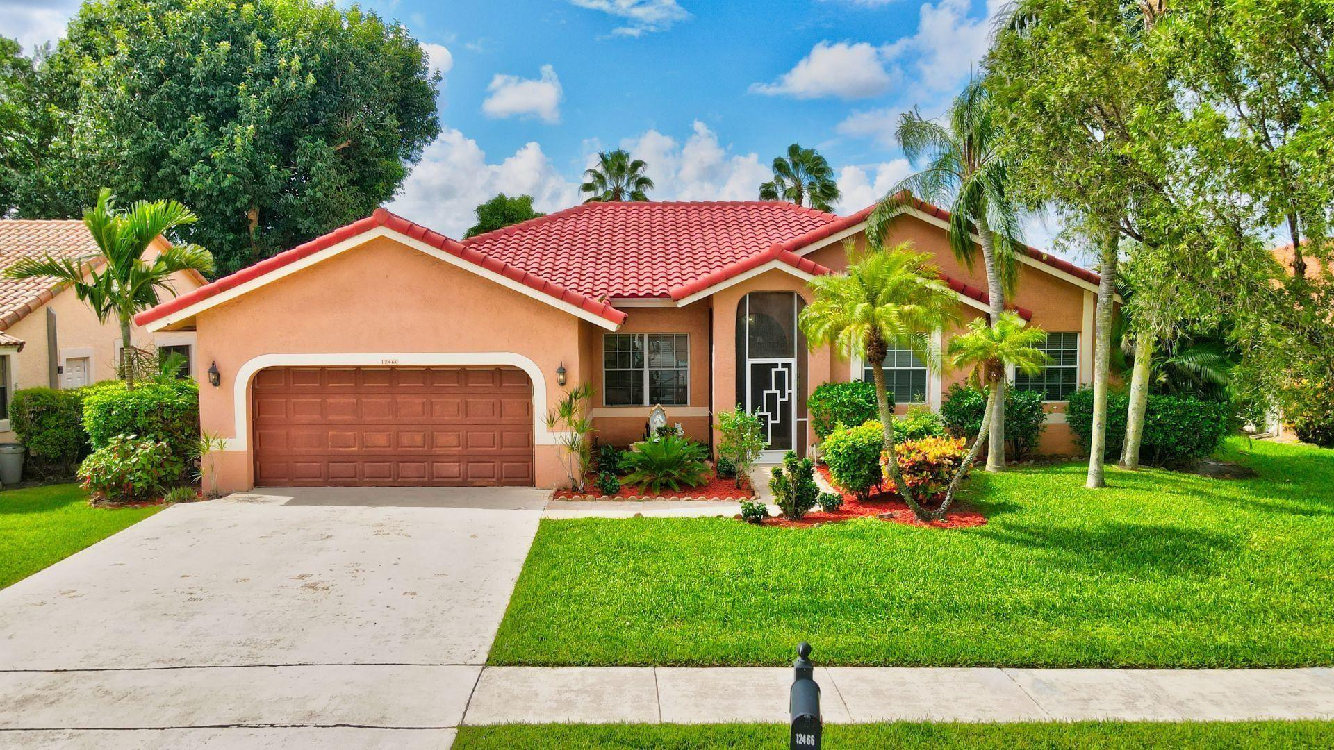 12466 Baywind Court, Boca Raton, FL 33428 - #: RX-10663800