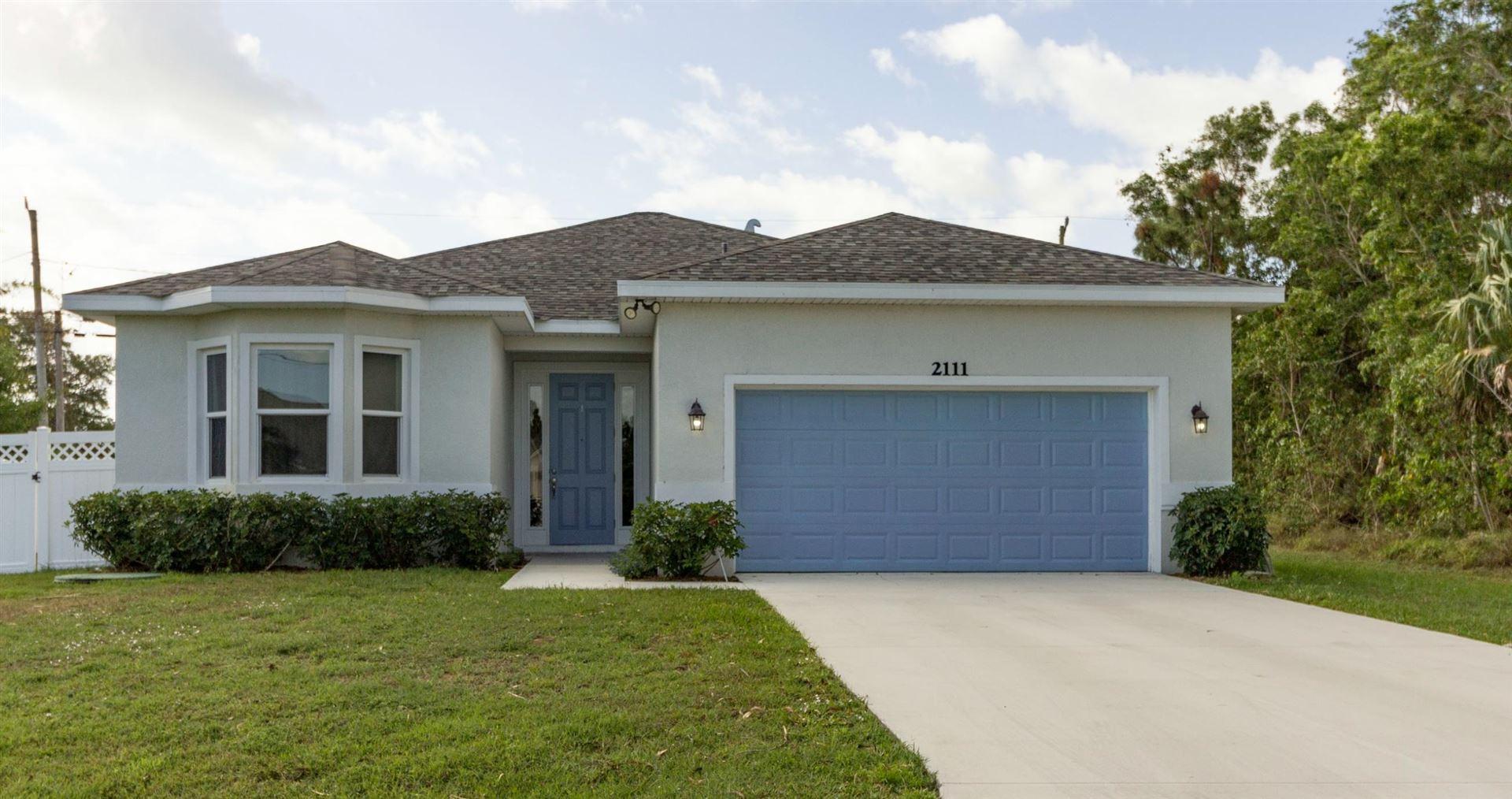 2111 SE Mandrake Circle, Port Saint Lucie, FL 34952 - #: RX-10713800
