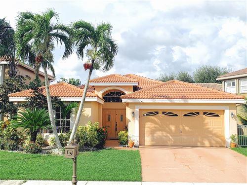 Photo of 10903 Crescendo Circle, Boca Raton, FL 33498 (MLS # RX-10663801)
