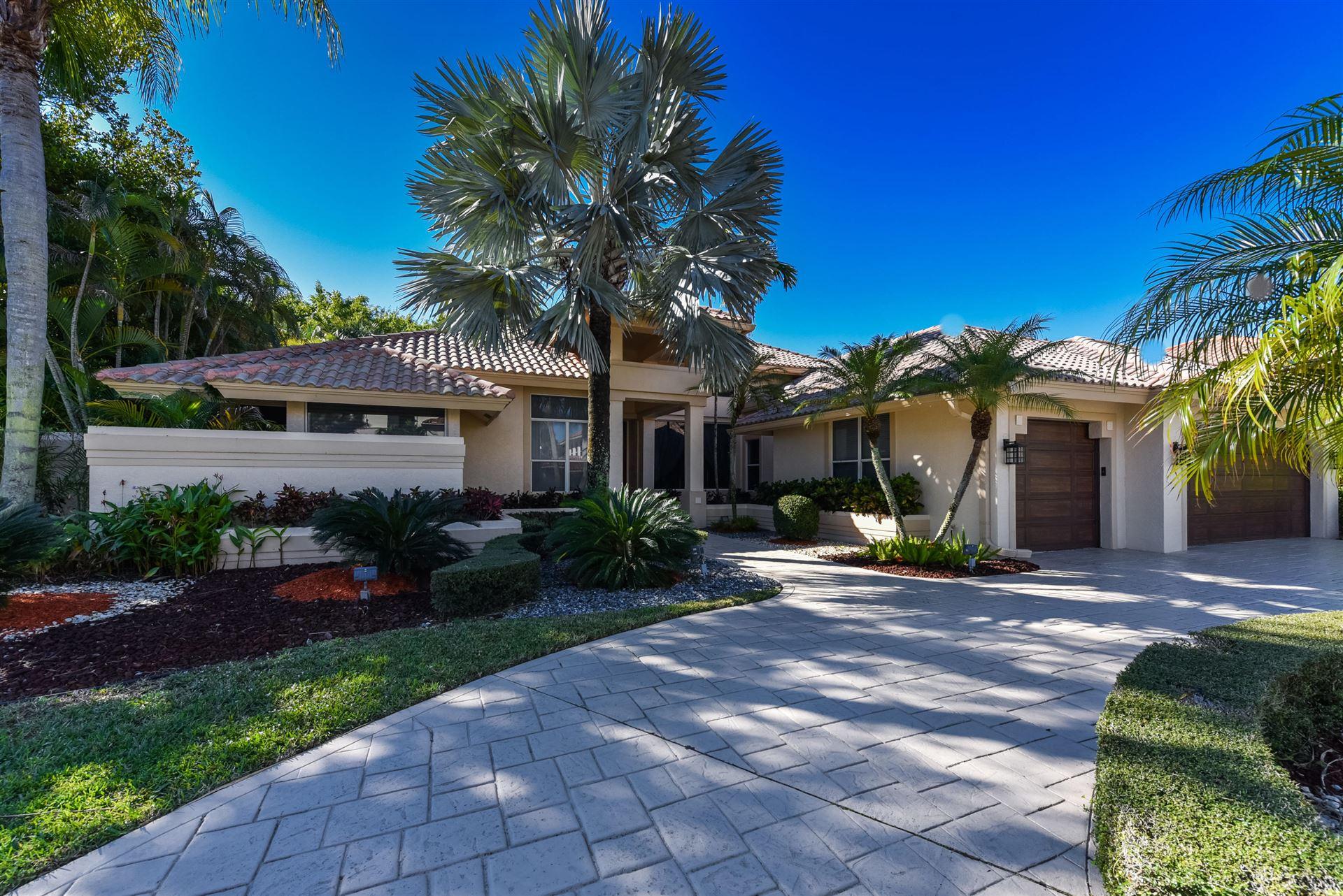 3954 NW 52nd Street, Boca Raton, FL 33496 - #: RX-10599801