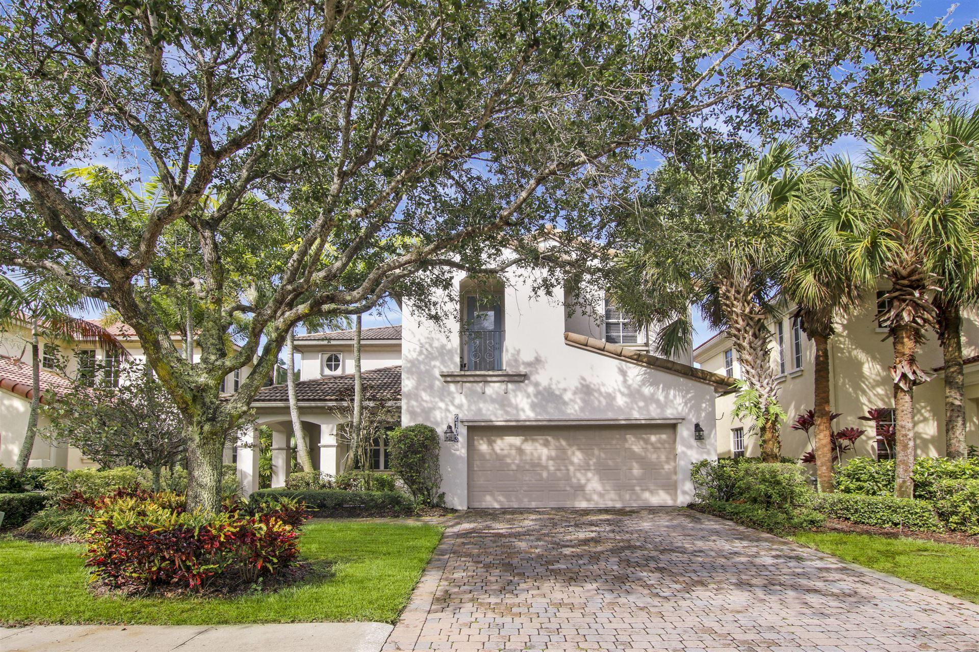 2103 Spring Court, Palm Beach Gardens, FL 33410 - #: RX-10625801