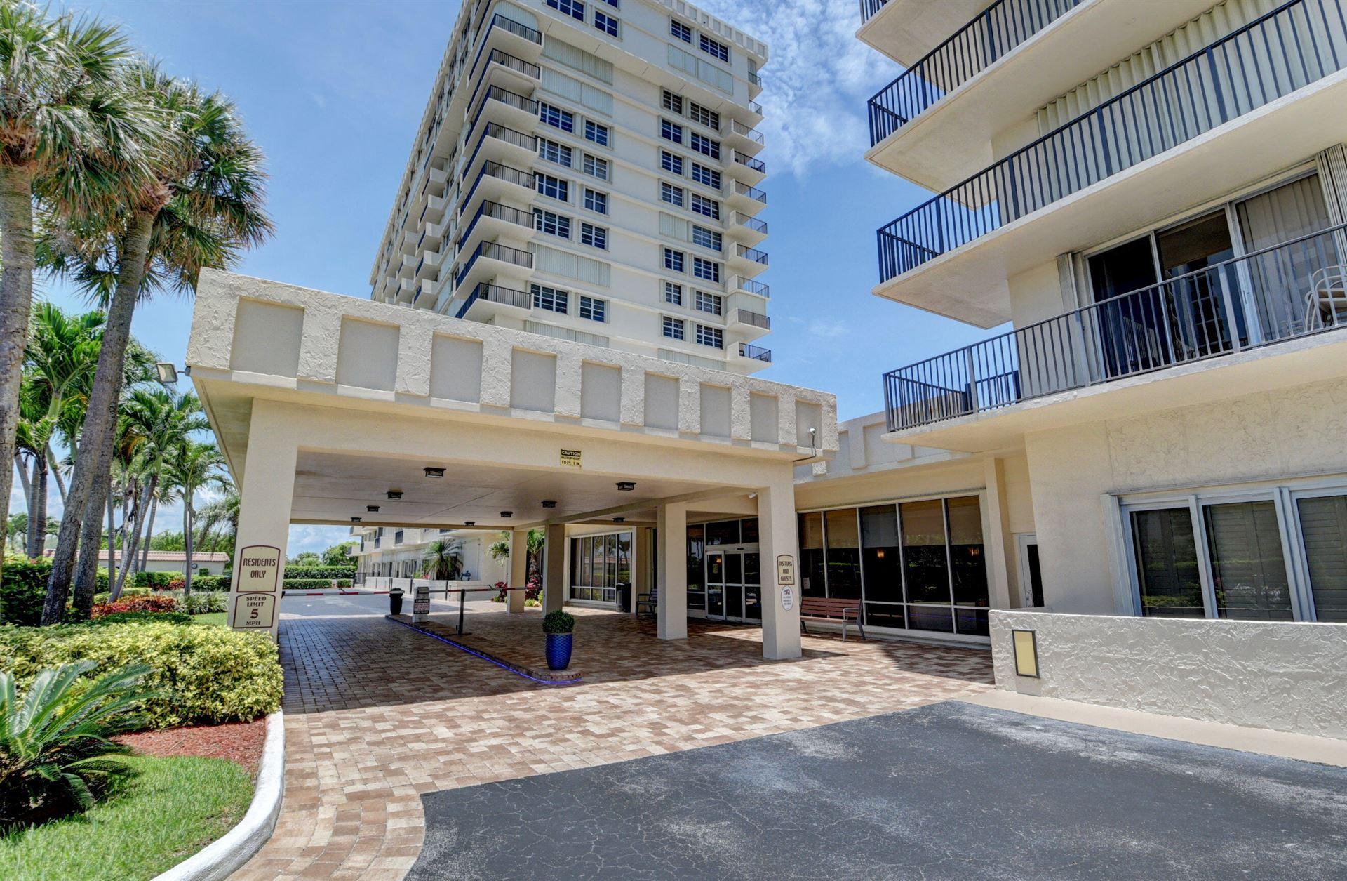 2121 N Ocean Boulevard #103w, Boca Raton, FL 33431 - MLS#: RX-10726801