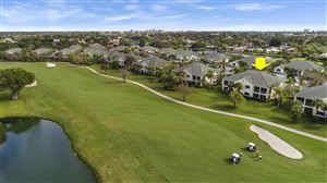 Photo of 109 Palm Point Circle #A, Palm Beach Gardens, FL 33418 (MLS # RX-10507802)