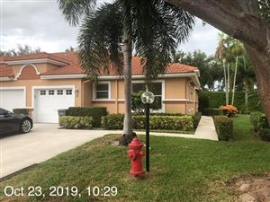 Photo of 9964 Seacrest Circle #D, Boynton Beach, FL 33437 (MLS # RX-10576802)