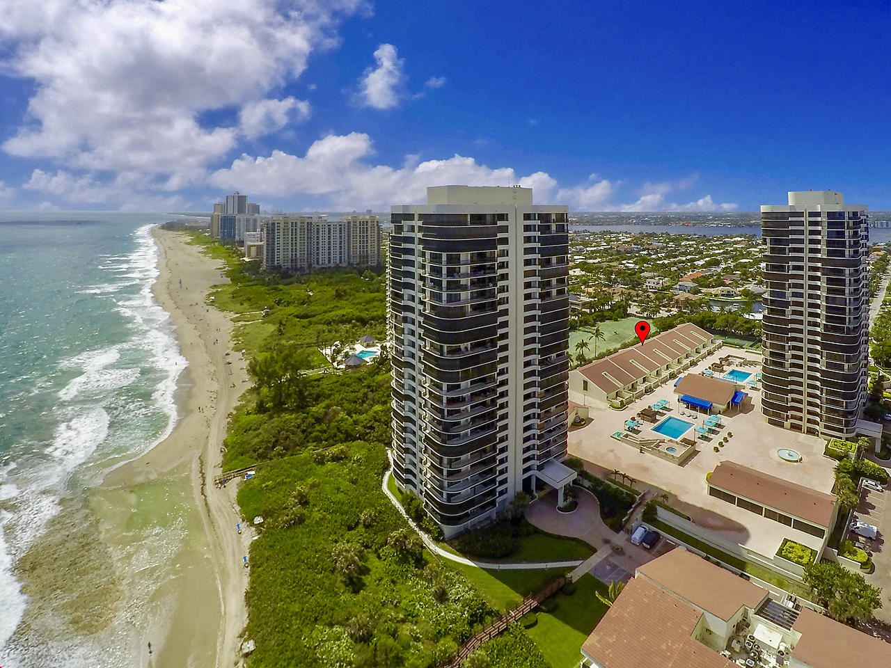 Photo of 3972 N Ocean Drive #5, Singer Island, FL 33404 (MLS # RX-10659802)