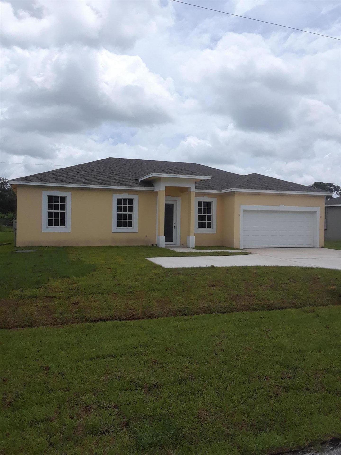 1766 SW Mcallister Lane, Port Saint Lucie, FL 34953 - #: RX-10682802