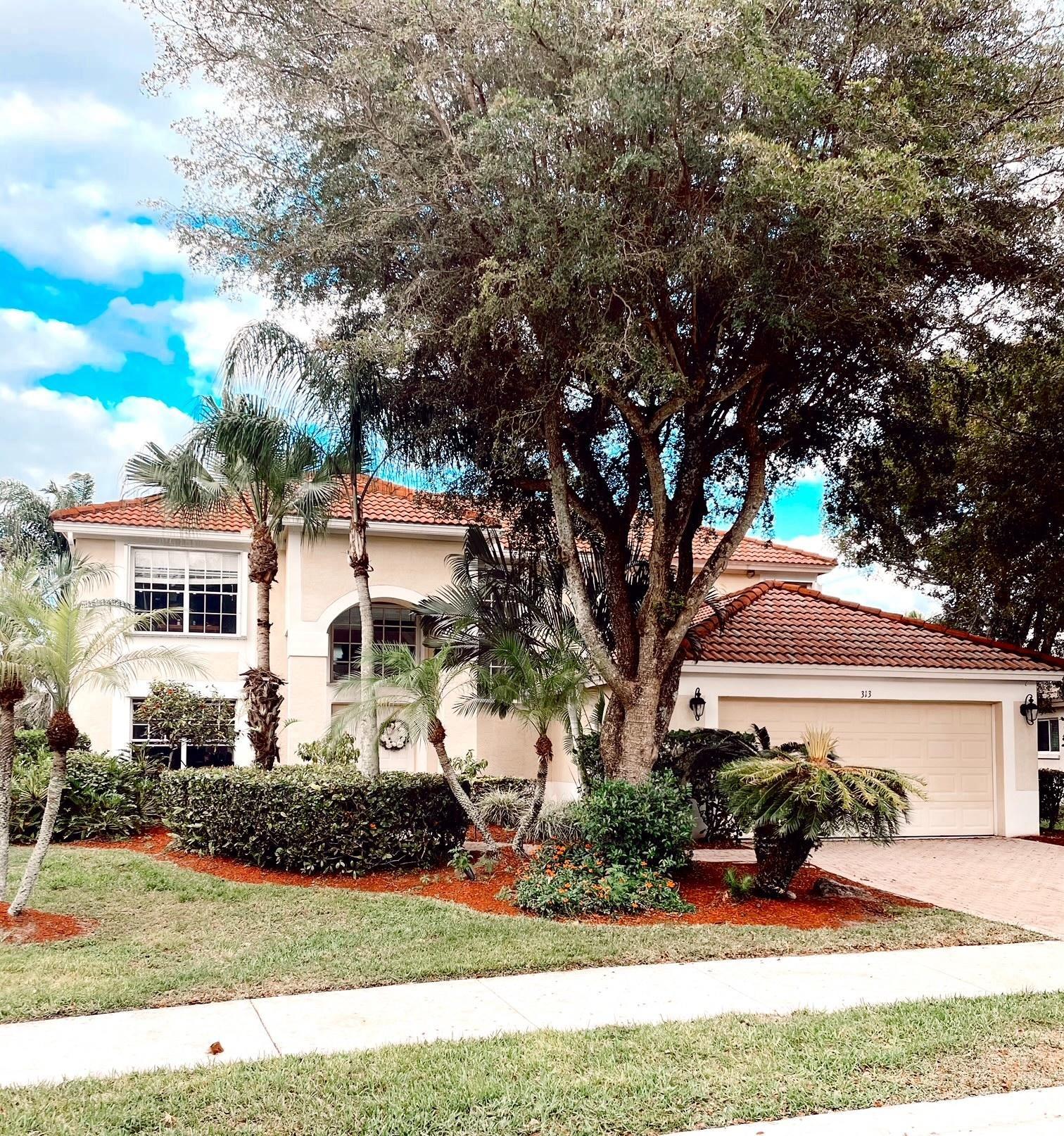 313 Timberwood Court, Palm Beach Gardens, FL 33418 - #: RX-10705802
