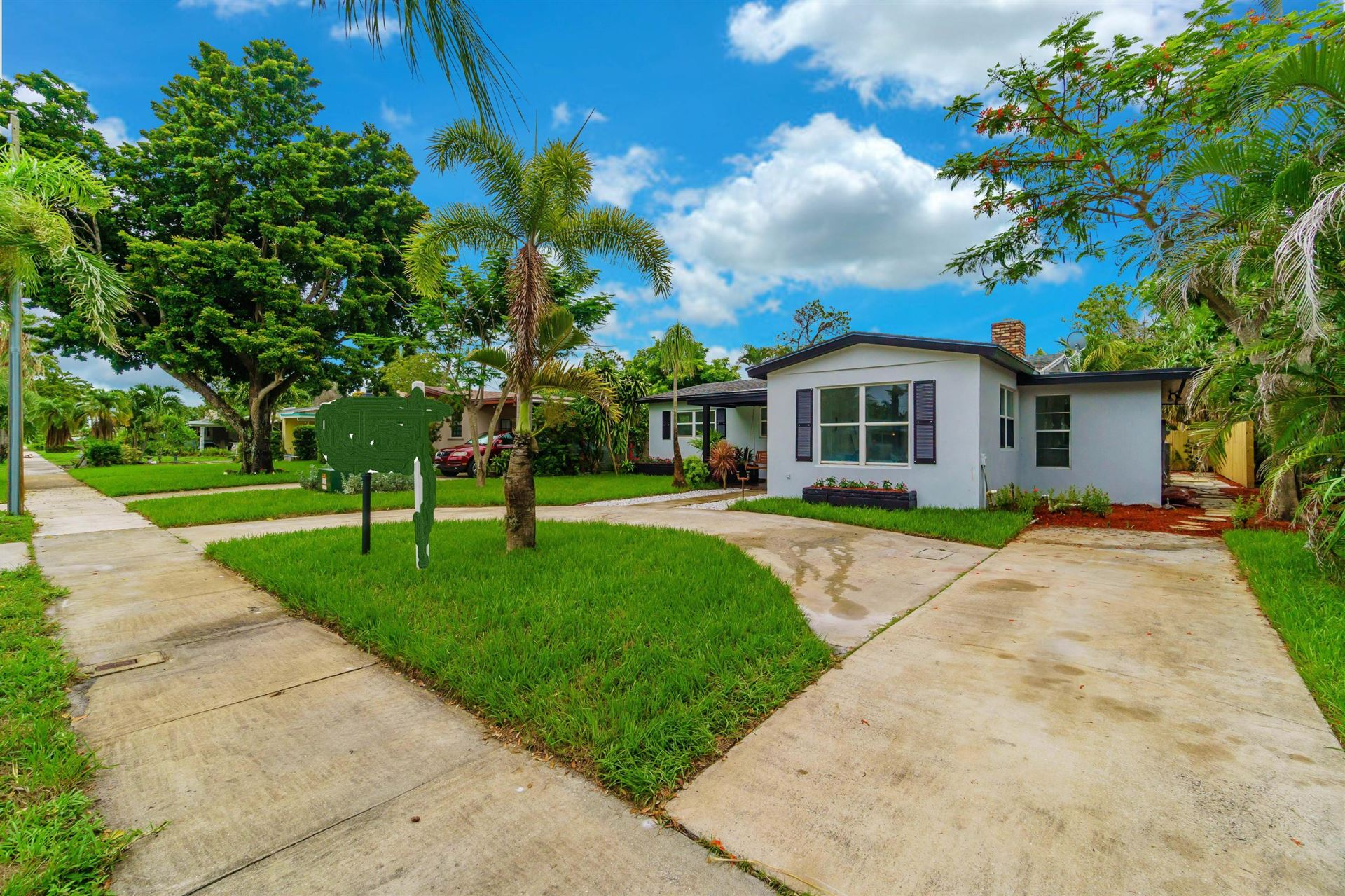 1010 Hansen Street, West Palm Beach, FL 33405 - MLS#: RX-10729802