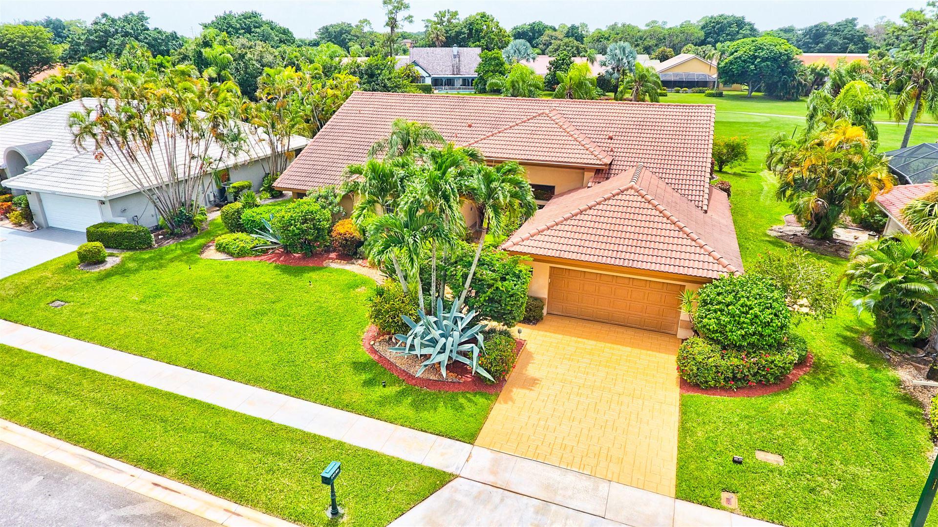 10190 Silver Lake Drive, Boca Raton, FL 33428 - MLS#: RX-10740802