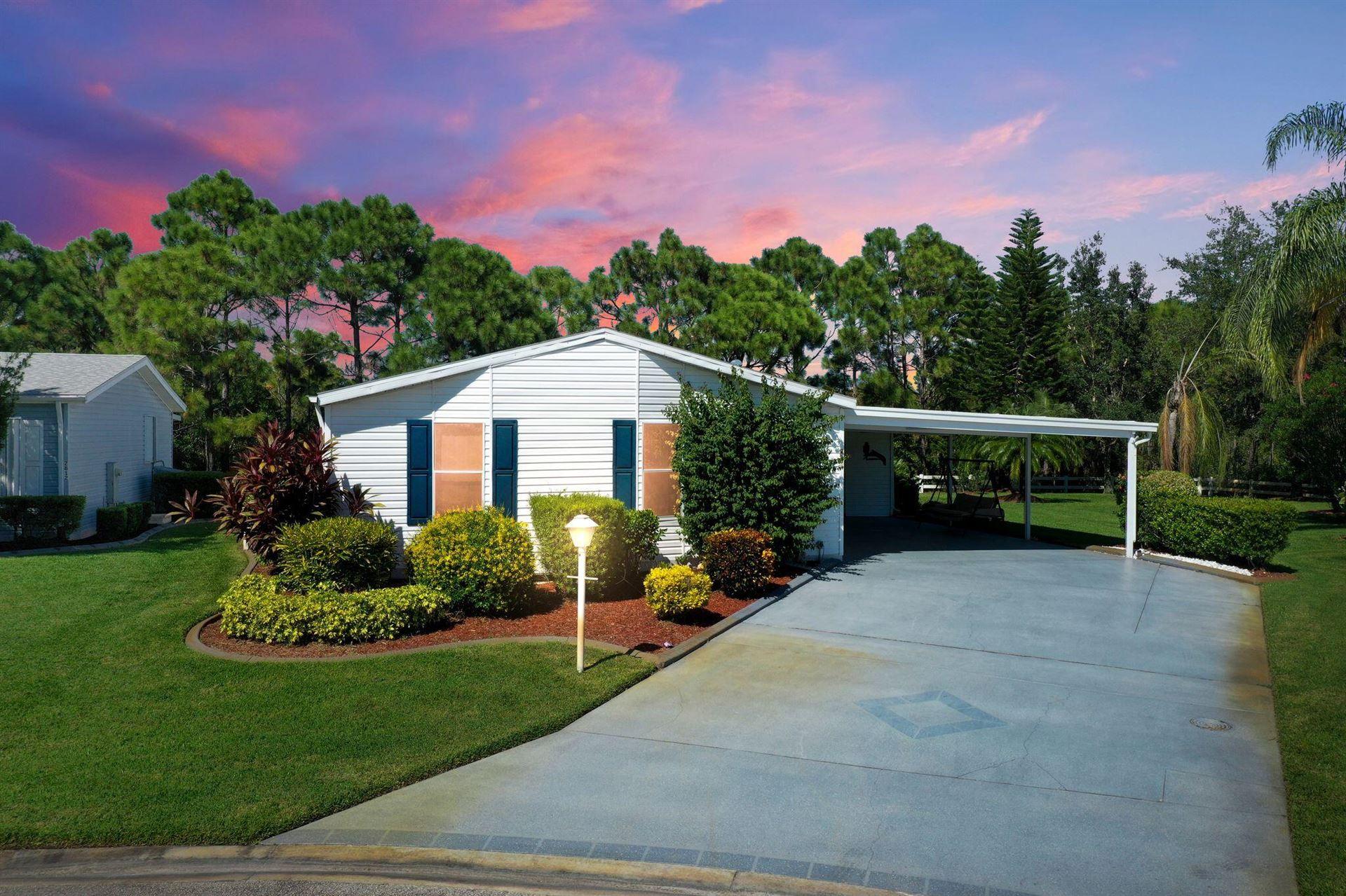 2808 Eagles Nest Way, Port Saint Lucie, FL 34952 - #: RX-10748802
