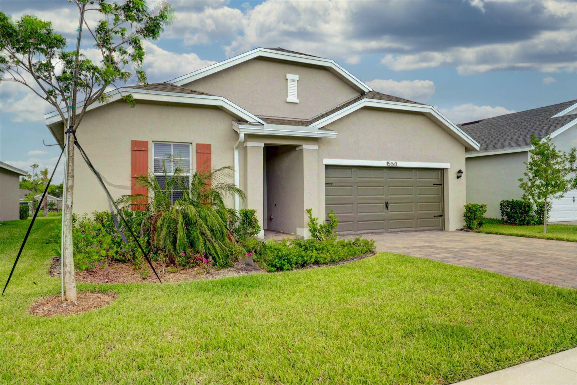 1550 NE Skyhigh Terrace, Jensen Beach, FL 34957 - #: RX-10641803