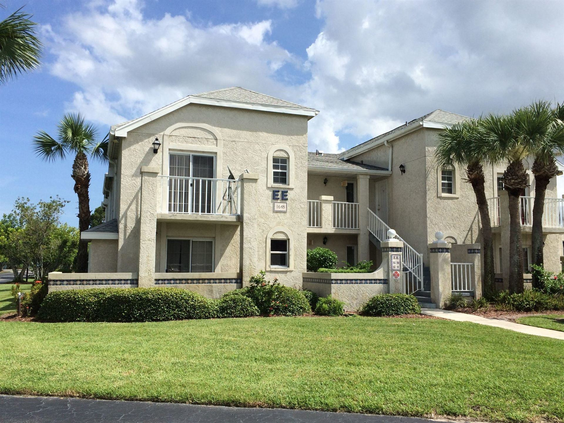1648 SE Green Acres Circle #203, Port Saint Lucie, FL 34953 - #: RX-10655803
