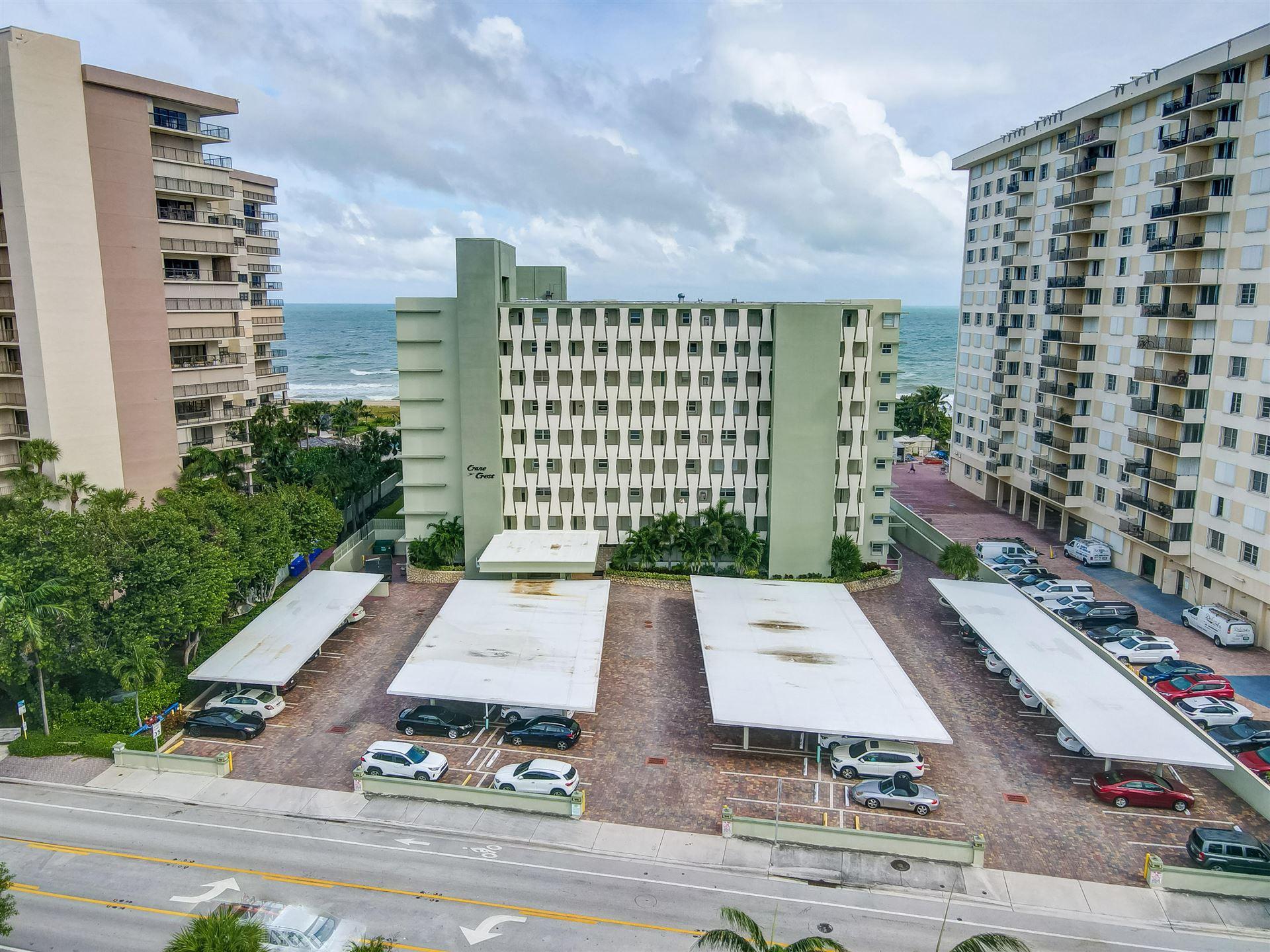 Photo of 1850 S Ocean Boulevard #609, Lauderdale By The Sea, FL 33062 (MLS # RX-10670803)