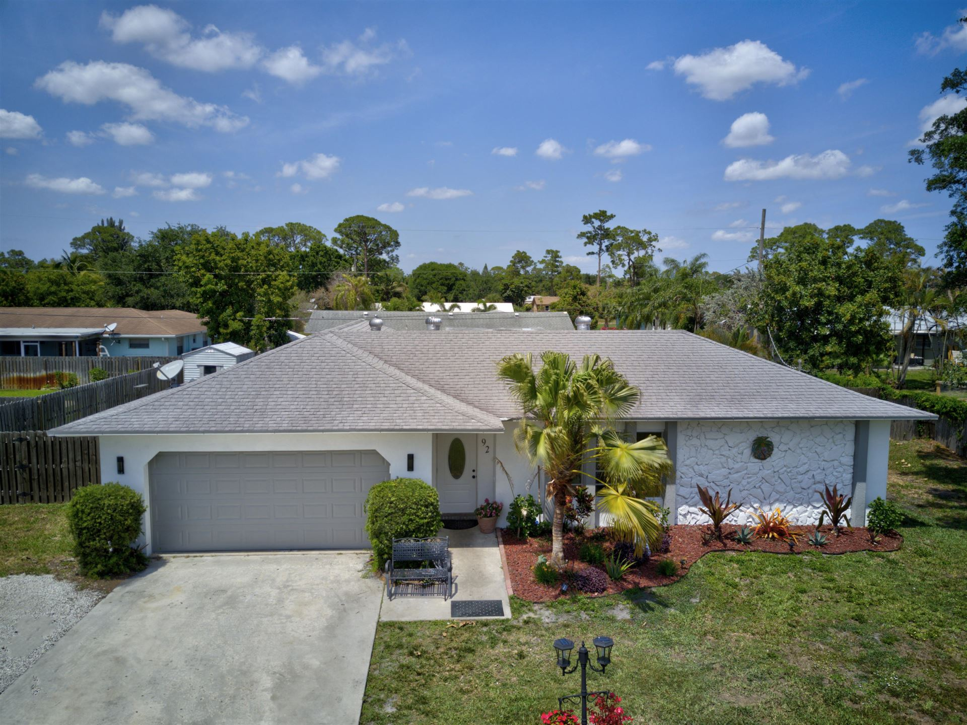 Photo of 92 W Palmetto Road, Lake Worth, FL 33467 (MLS # RX-10708803)