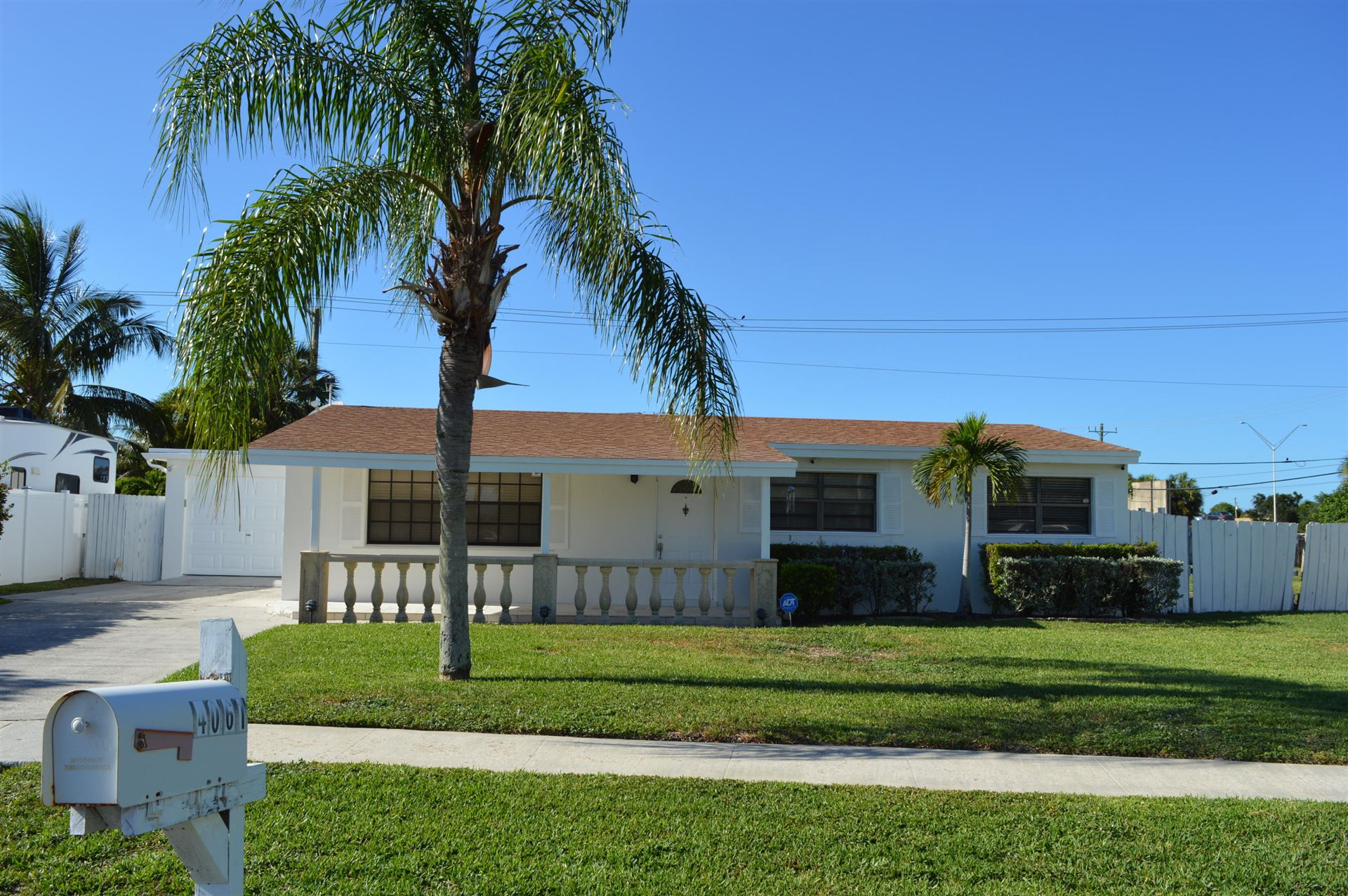 Photo of 4061 Rodgers Street, Palm Beach Gardens, FL 33410 (MLS # RX-10725803)