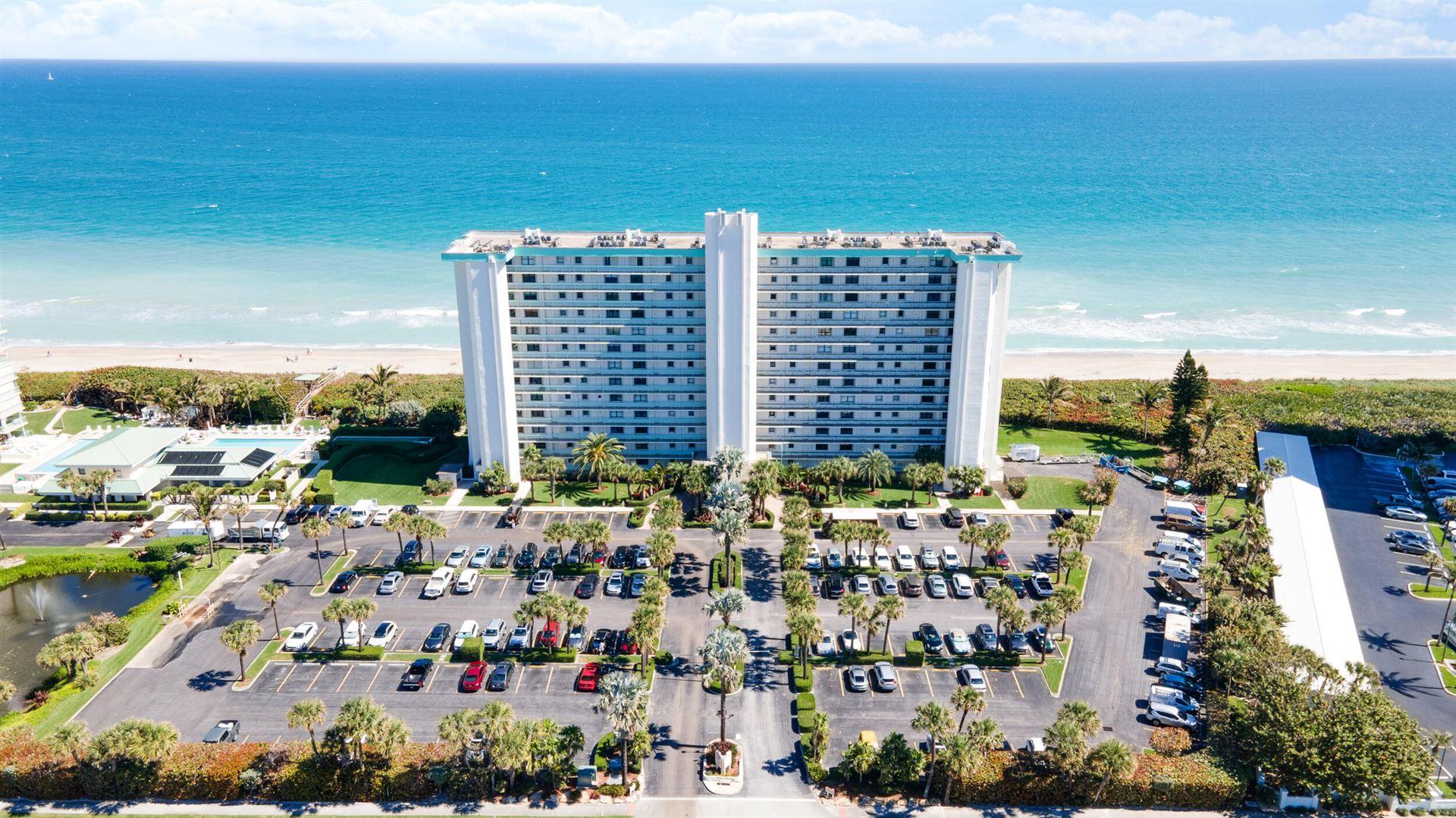 9940 S Ocean Drive #708, Jensen Beach, FL 34957 - MLS#: RX-10731803