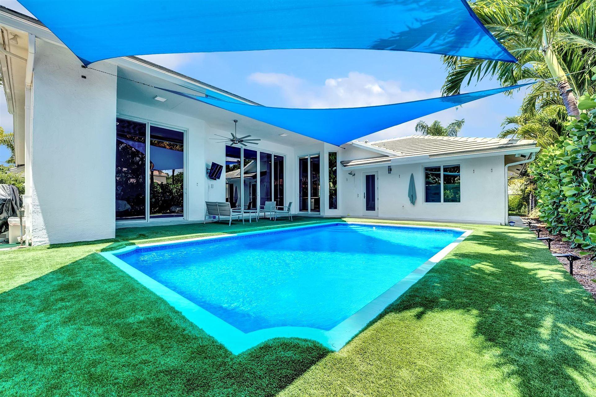 1002 Lake Shore Drive, Delray Beach, FL 33444 - MLS#: RX-10732803