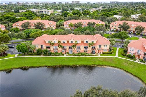 Photo of 2032 Alta Meadows Lane #1105, Delray Beach, FL 33444 (MLS # RX-10665804)