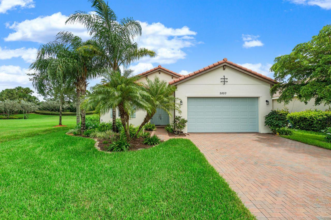 2820 Bellarosa Circle, Royal Palm Beach, FL 33411 - #: RX-10649804