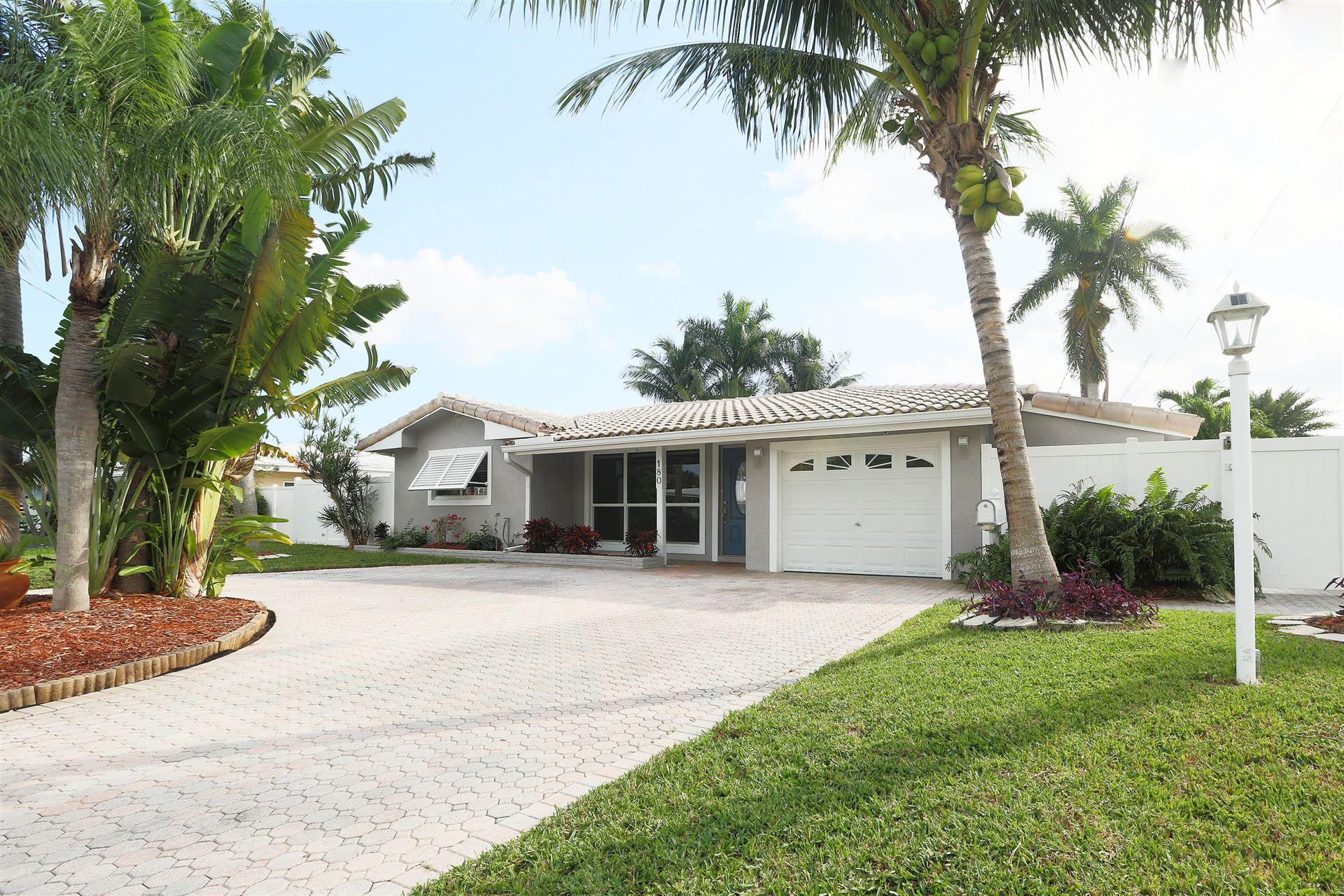 180 SE 3rd Street, Pompano Beach, FL 33060 - #: RX-10679804