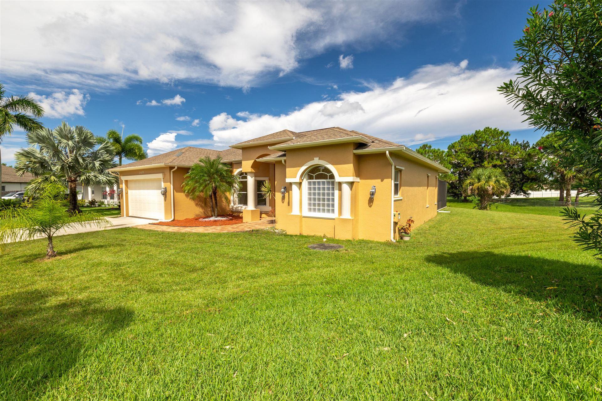 2465 SW Gay Circle, Port Saint Lucie, FL 34953 - #: RX-10737804