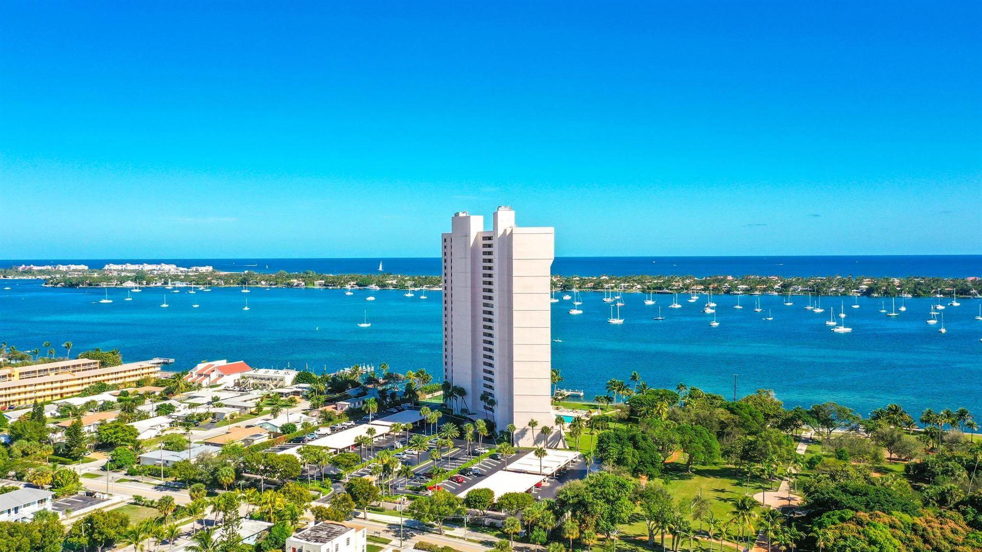 5200 N Flagler Drive #705, West Palm Beach, FL 33407 - MLS#: RX-10742804