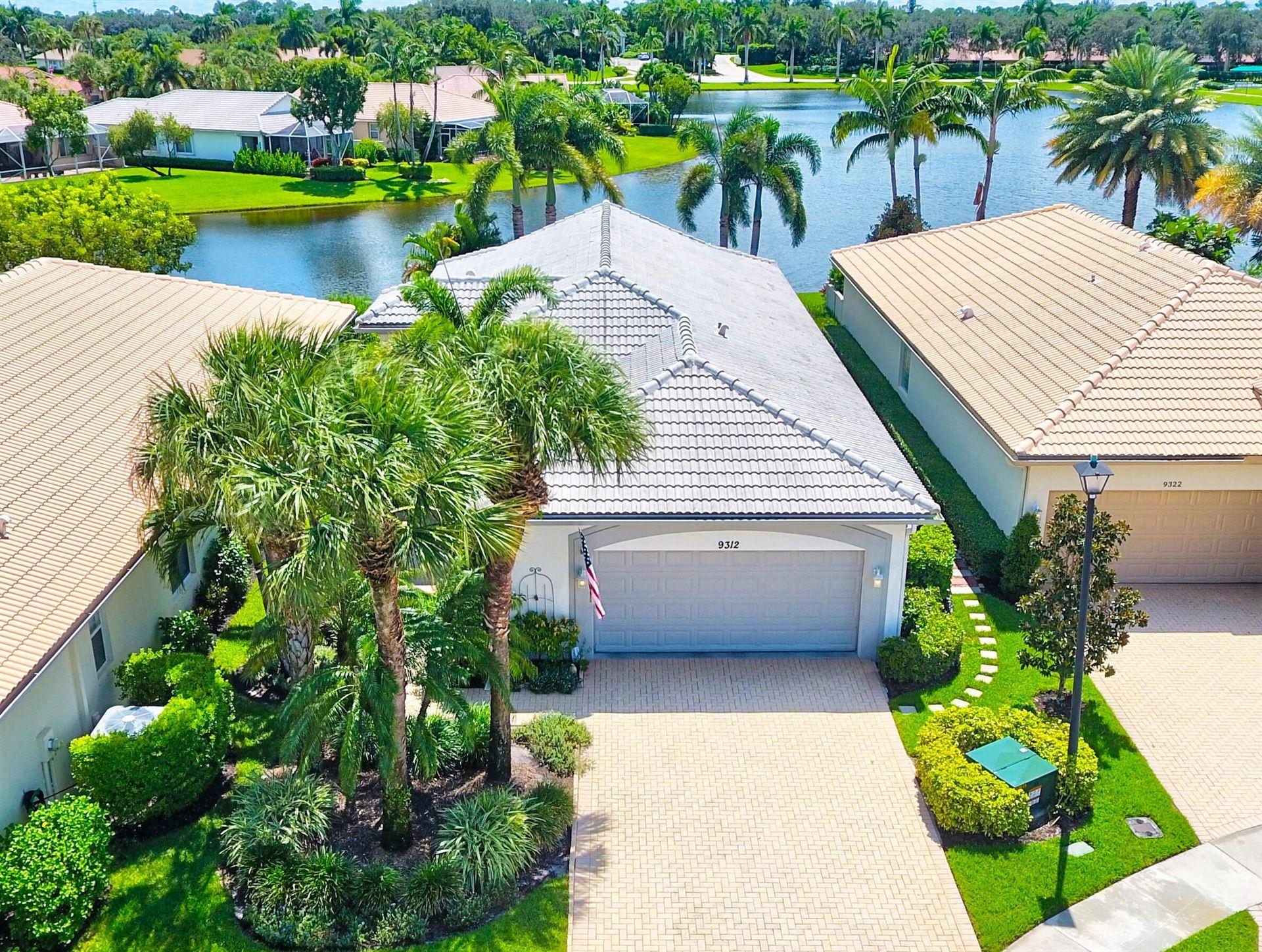 9312 Sapphire Cove Drive, West Palm Beach, FL 33411 - MLS#: RX-10745804