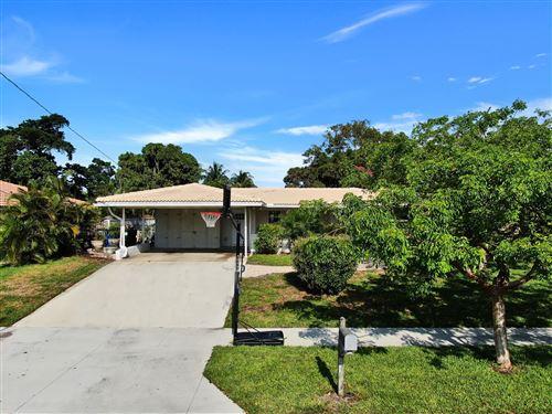 Photo of Listing MLS rx in 1607 W Terrace Drive Lake Worth FL 33460