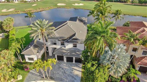Photo of 16193 Andalucia Lane, Delray Beach, FL 33446 (MLS # RX-10701805)