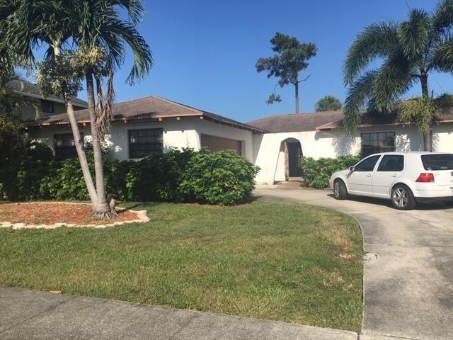 795 Ryanwood Drive, West Palm Beach, FL 33413 - #: RX-10635805