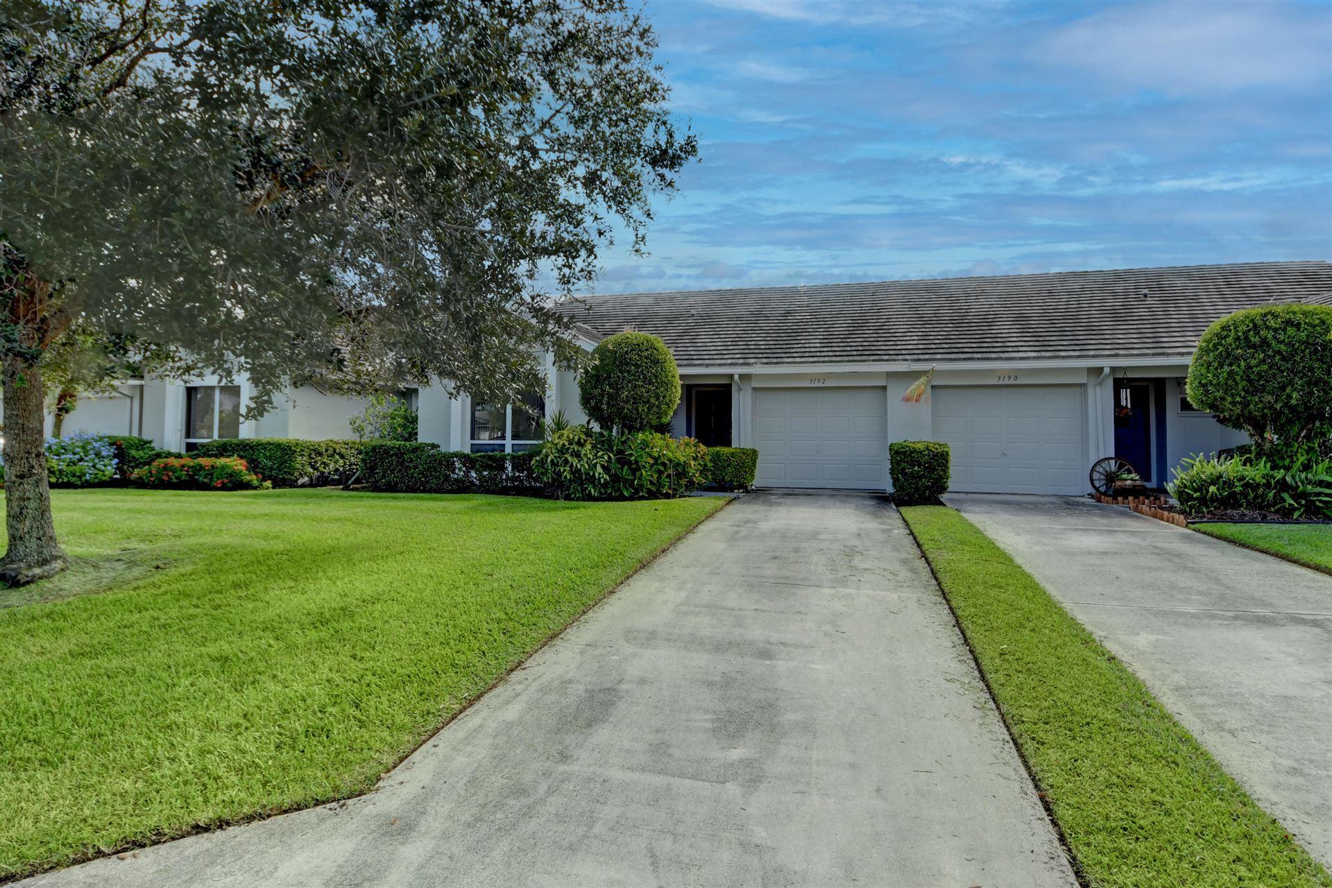 3192 SW Sunset Trace Circle, Palm City, FL 34990 - #: RX-10669805