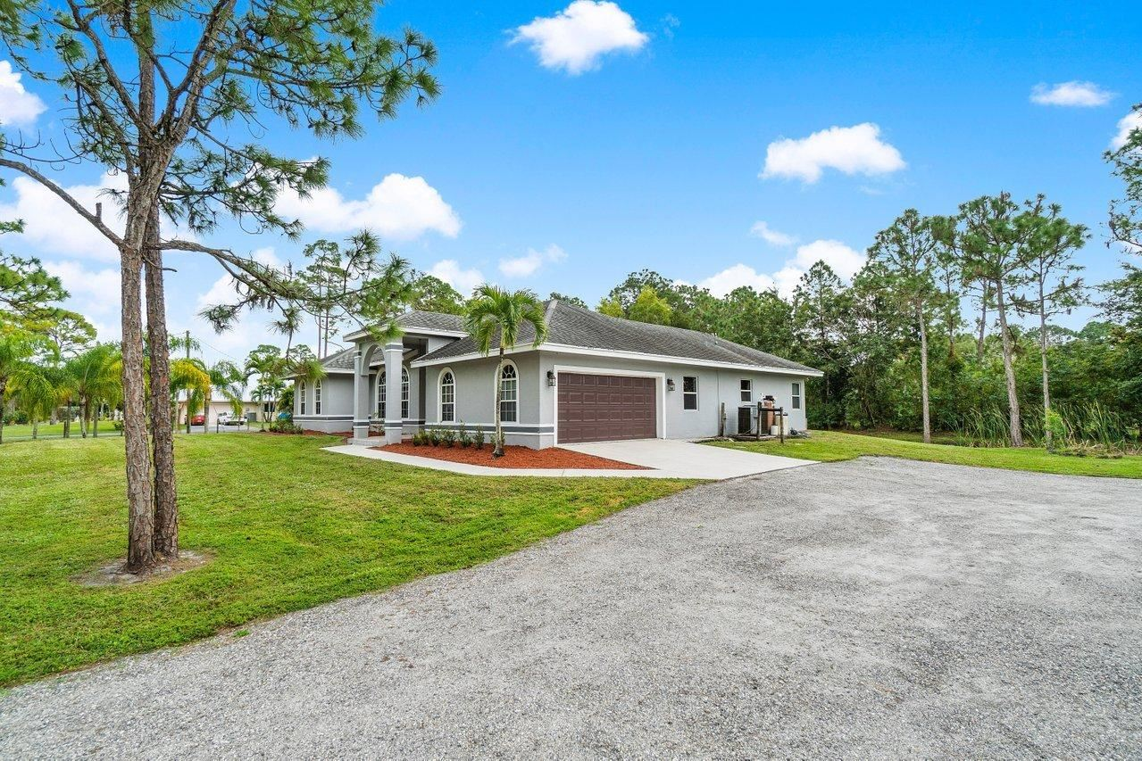 Photo of 14728 N 96th Lane N, The Acreage, FL 33470 (MLS # RX-10685805)